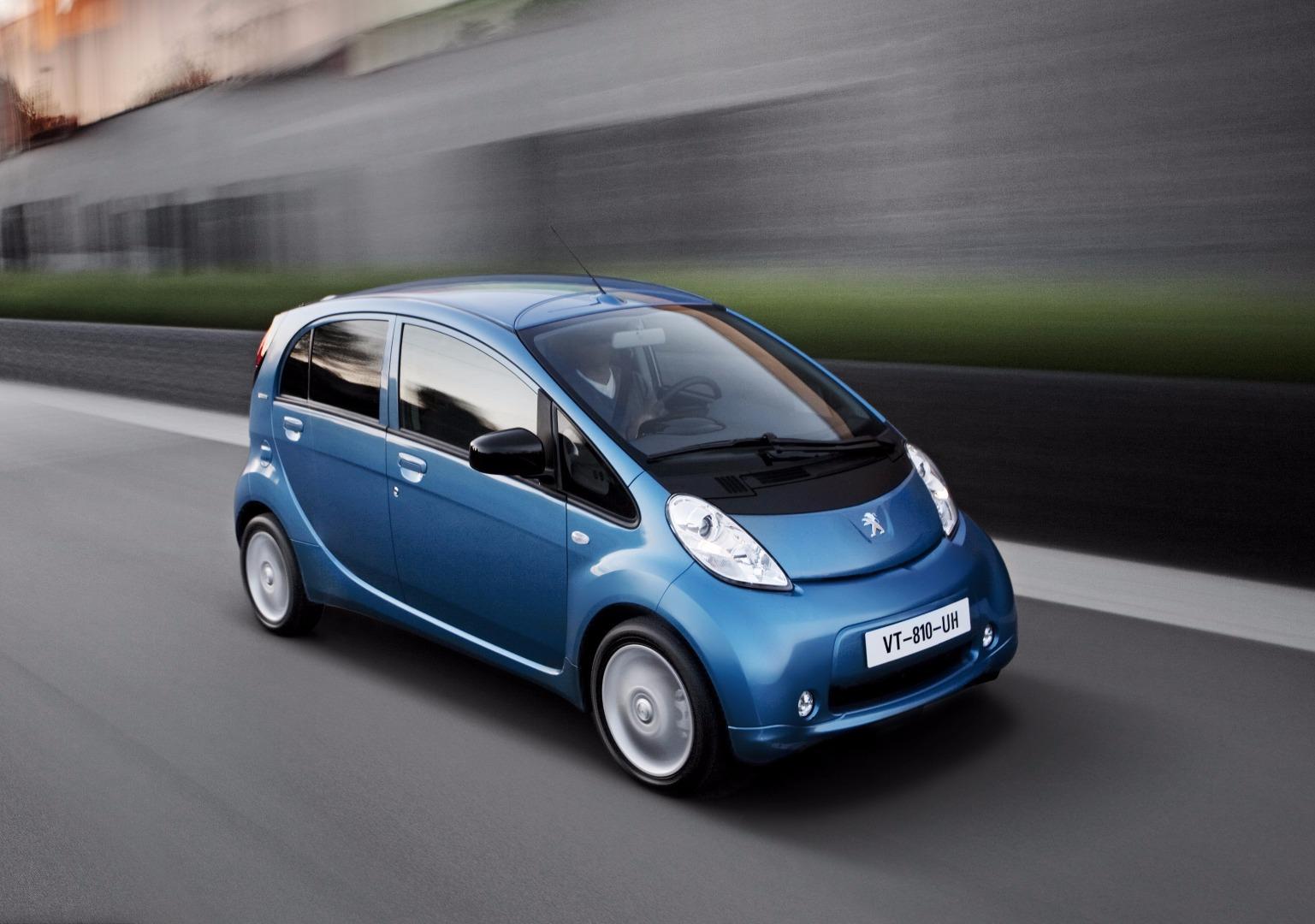 News Psa Peugeot Citroen To Develop Evs With Dongfeng Motors