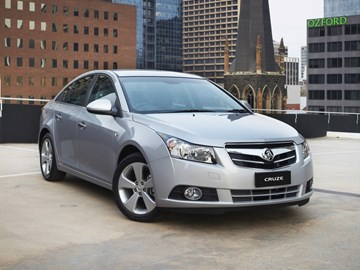 Holden Issues Recall For Cruze Diesels