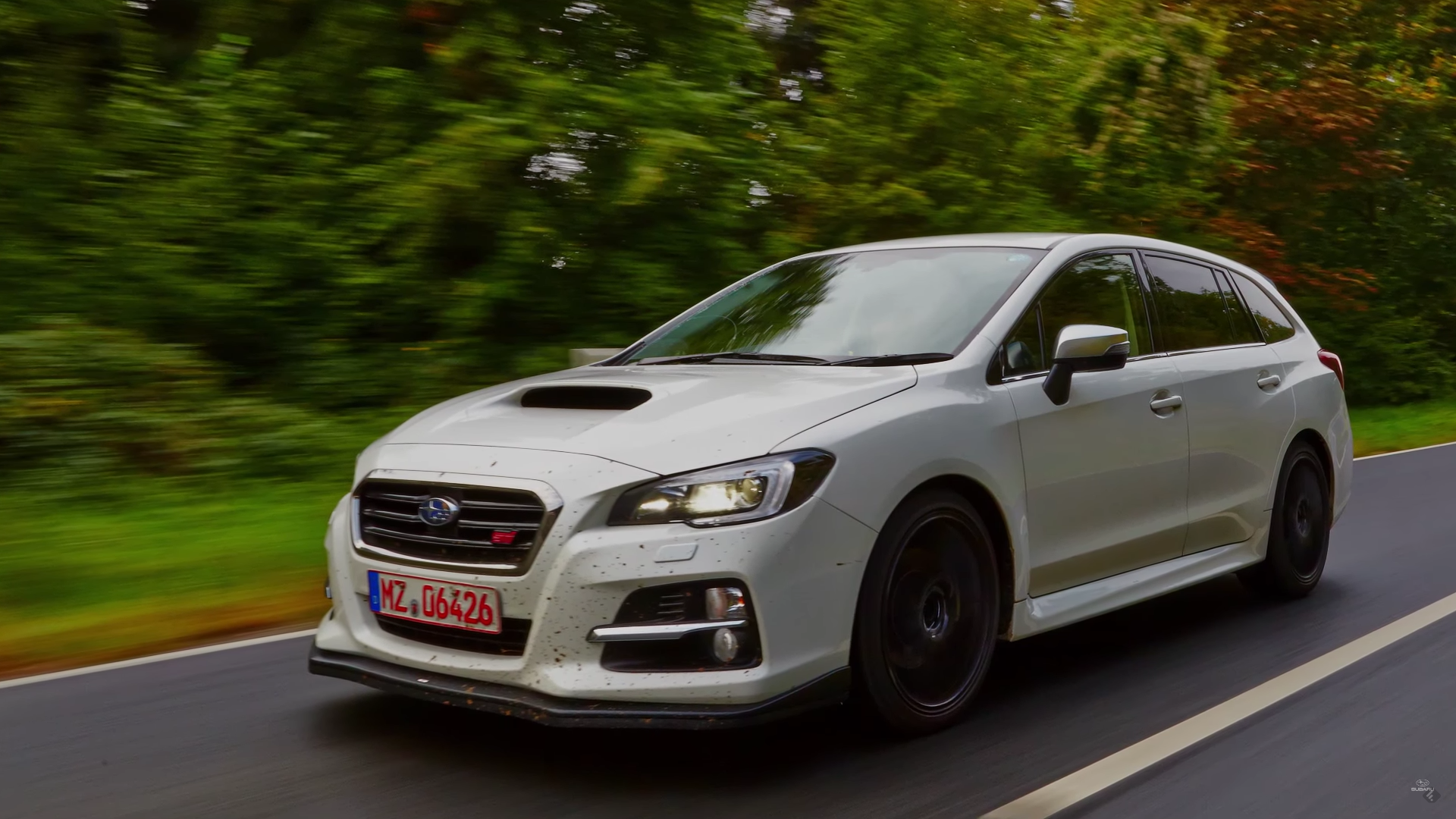 News Subaru Teases Levorg Sti Japanese Debut Imminent