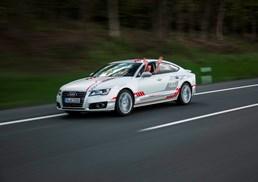 Audi's Autonomous A7 Is Trained To Drive Like Us