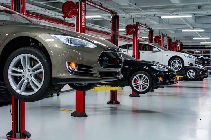 Tesla Hires Audi Exec To Realise Big Production Goals