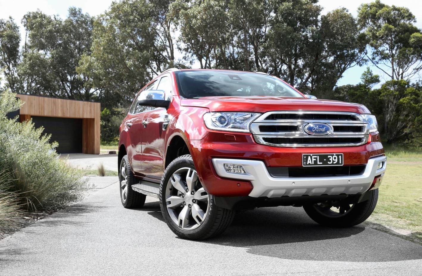 2016 Ford Everest Titanium Full Review Thumbnail