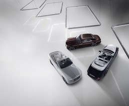 Rolls-Royce Sends Off Phantom Coupe, Drophead With Zenith Collection