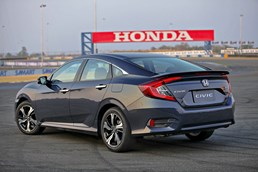2016 Honda Civic Sedan - Australia - First Drive Review