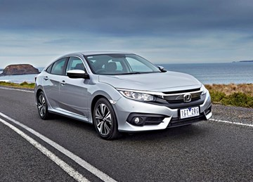 2016 Honda Civic Sedan - Australia - First Drive Review