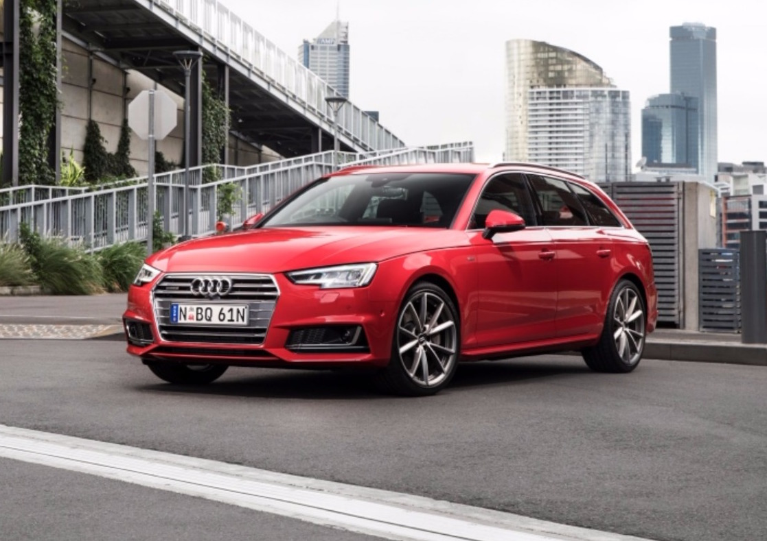 review 2016 audi a4 avant first drive review. Black Bedroom Furniture Sets. Home Design Ideas