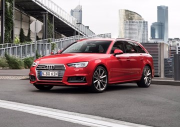 Audi Introduces All-New A4 Avant 2.0 TFSI quattro