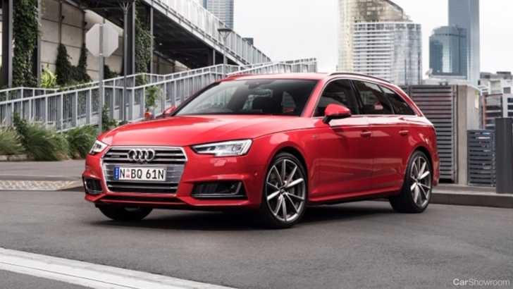 Review 2016 Audi A4 Avant First Drive Review