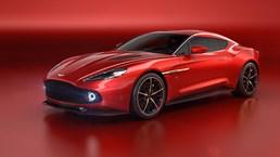 Aston Martin Reveals Vanquish Zagato Concept