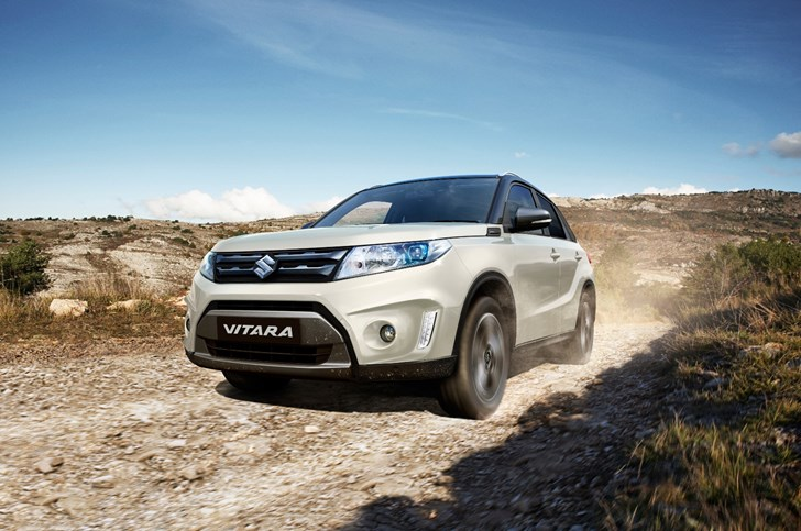 Suzuki Australia Adds New Top Spec Vitara RT-X Diesel