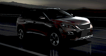 Peugeot's Next 3008 Crossover Leaked Just Before Unveil