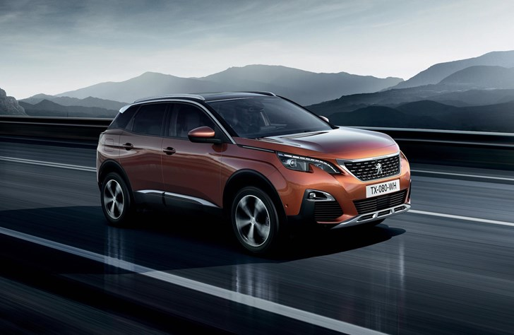 Peugeot Introduces All-New 3008