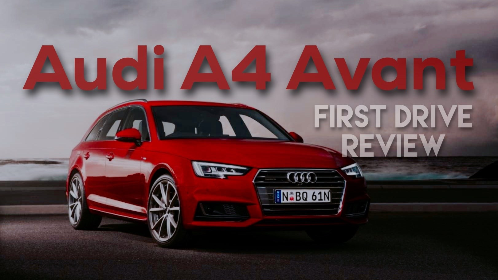 2016 Audi A4 Avant First Drive Review