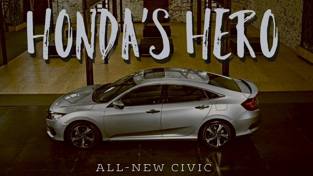 2016 Honda Civic First Drive Review