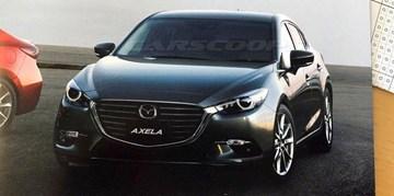 2017 Mazda3 Facelift Details Leaked
