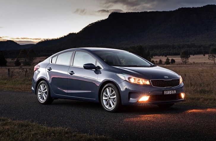 Kia Australia Introduces Revised 2017 Cerato