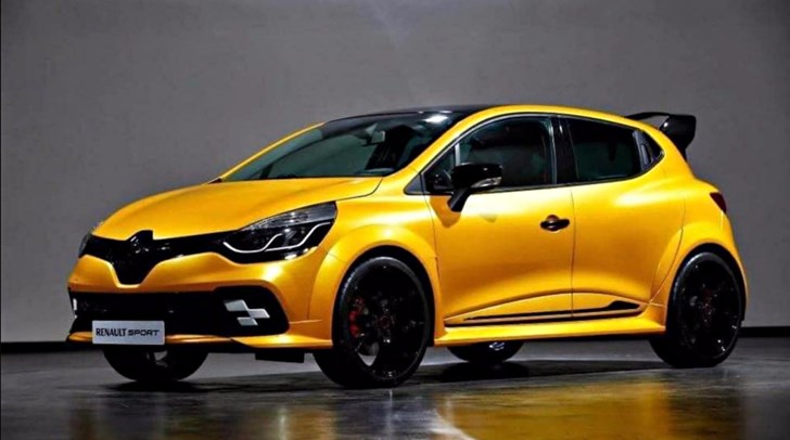 Hardcore Renault Clio RS Could Debut Very Soon