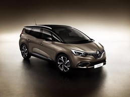 Renault's All-New Grand Scenic Unveiled