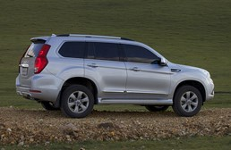 Haval H9 Handed 4-Star ANCAP Safety Rating