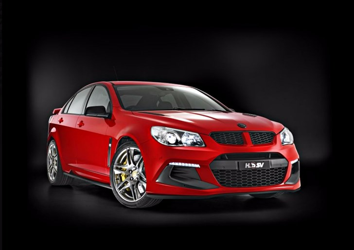HSV Unveils Final Trio Of LS3 V8-Powered Models