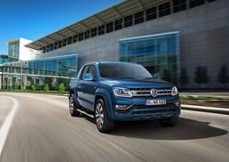 Volkswagen Reveals 2017 Amarok's New Interior