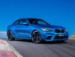 BMW Australia Gets Extra Doseage Of M2 Coupes