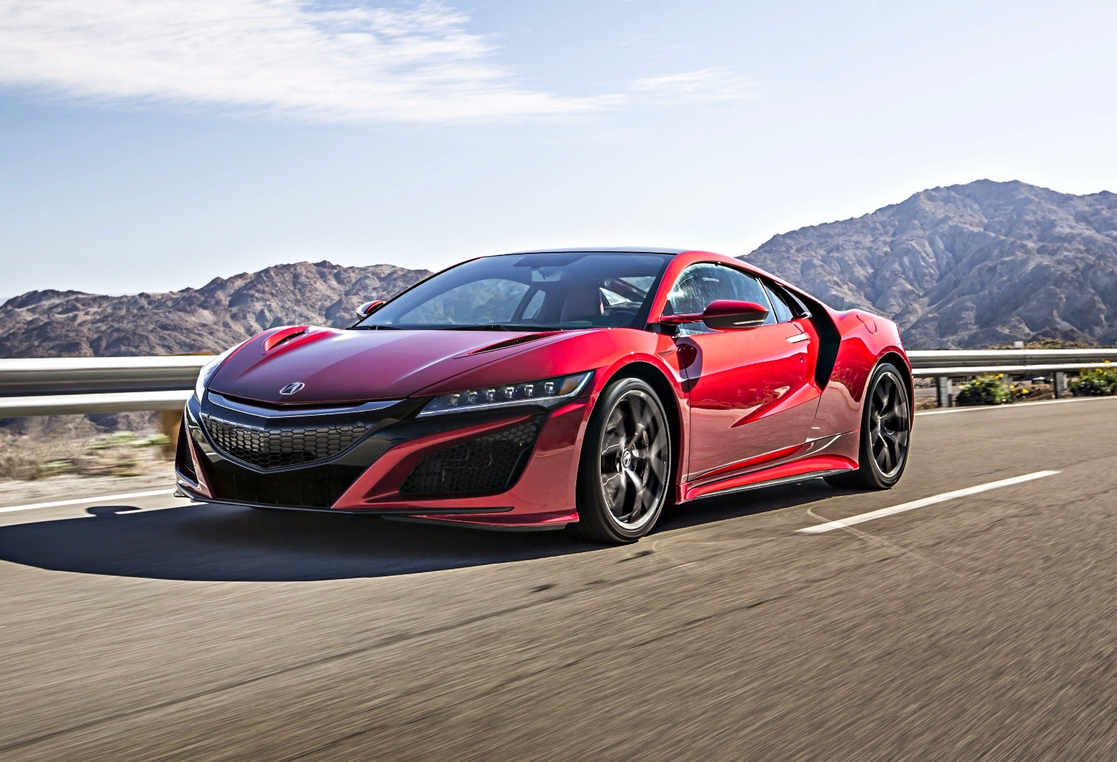 News First 2017 Honda Nsx Rolls Off Production Line