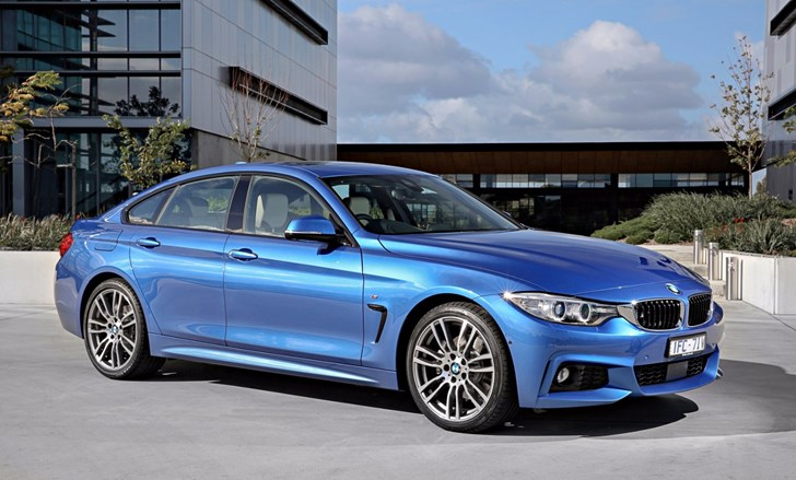 BMW's Revised 4 Series Hits Australia