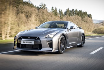 2017 Nissan GT-R Launched In The UK, Oz In September