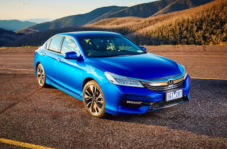 2016 Honda Accord Gets New Styling, Tech Bump