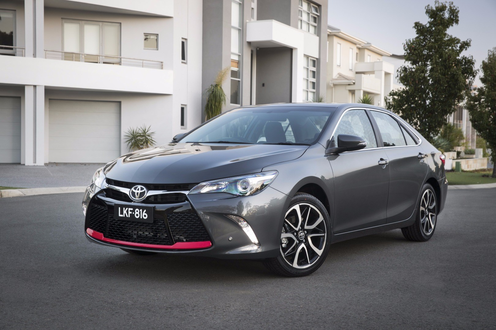 Refreshed Toyota Camry Range On-Sale In June Thumbnail