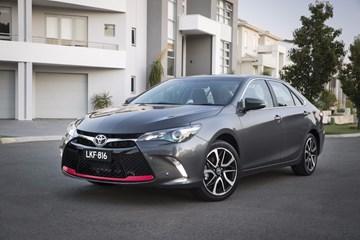 2016 Toyota Camry Atara SX - Refresh - AUS
