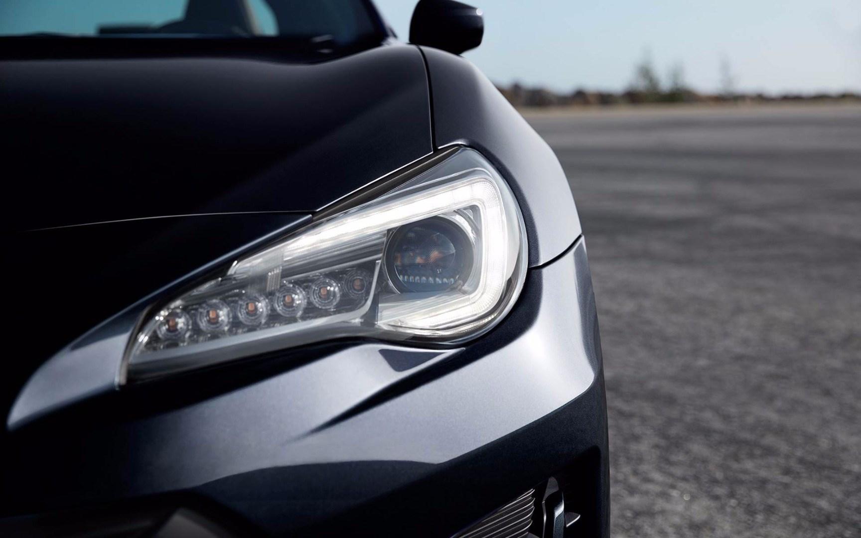 2017 Subaru BRZ Thumbnail