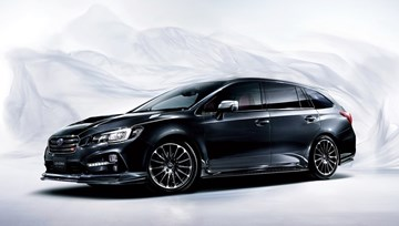 Subaru Unveils Levorg STI Sport