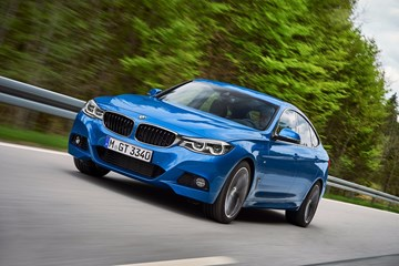 BMW 3 Series GT Makes Gran Comeback