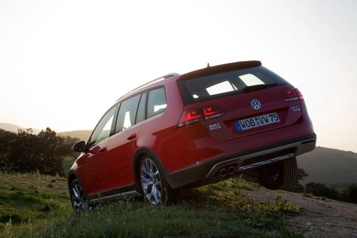 2016 Volkswagen Golf Alltrack