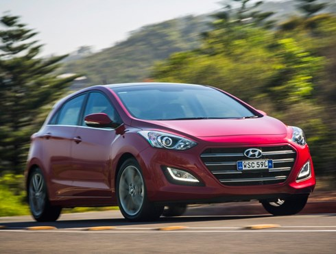 Hyundai i30 Is Tops In Aussie New Car Numbers