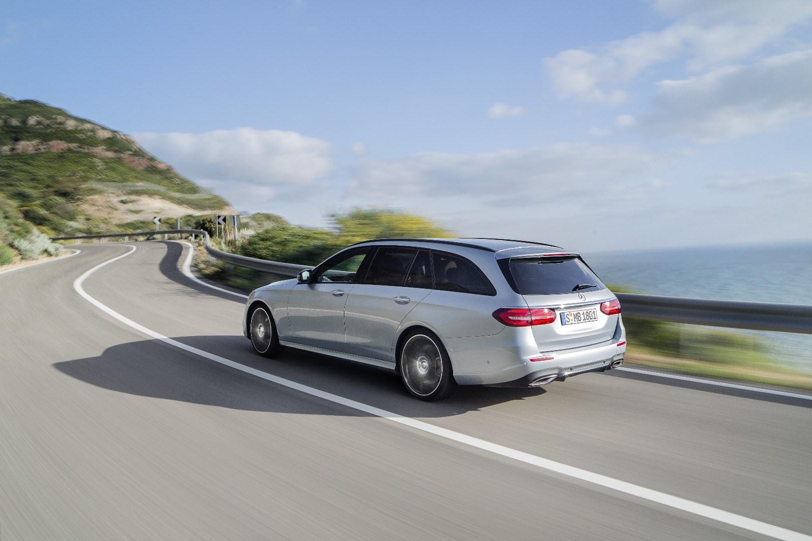 Mercedes-Benz E Class All Terrain To Debut In Paris Thumbnail