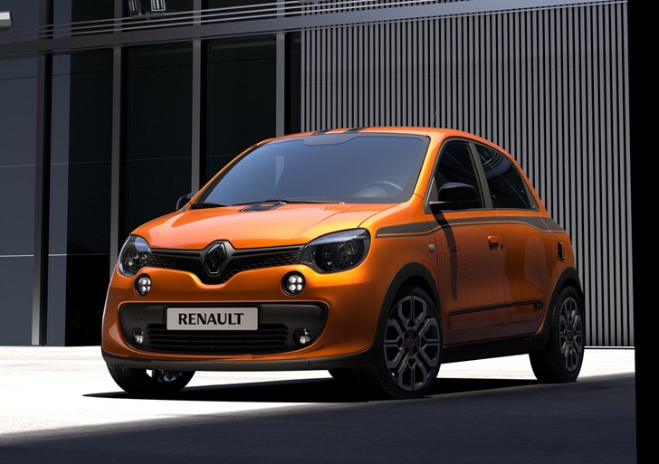 Renault Unveils The Twingo GT