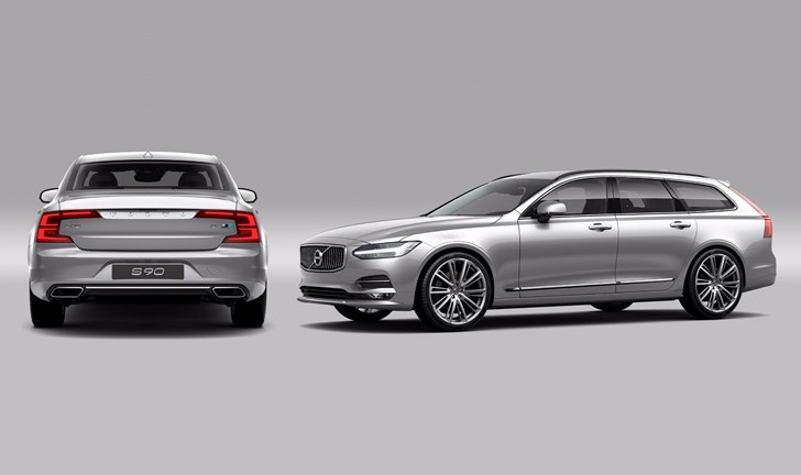 Volvo S90 And V90 Get Polestar Performance Pack