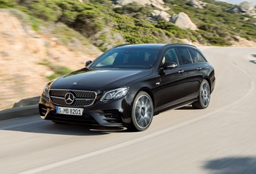 Mercedes-Benz Reveals All-New W213 E-Class Estate