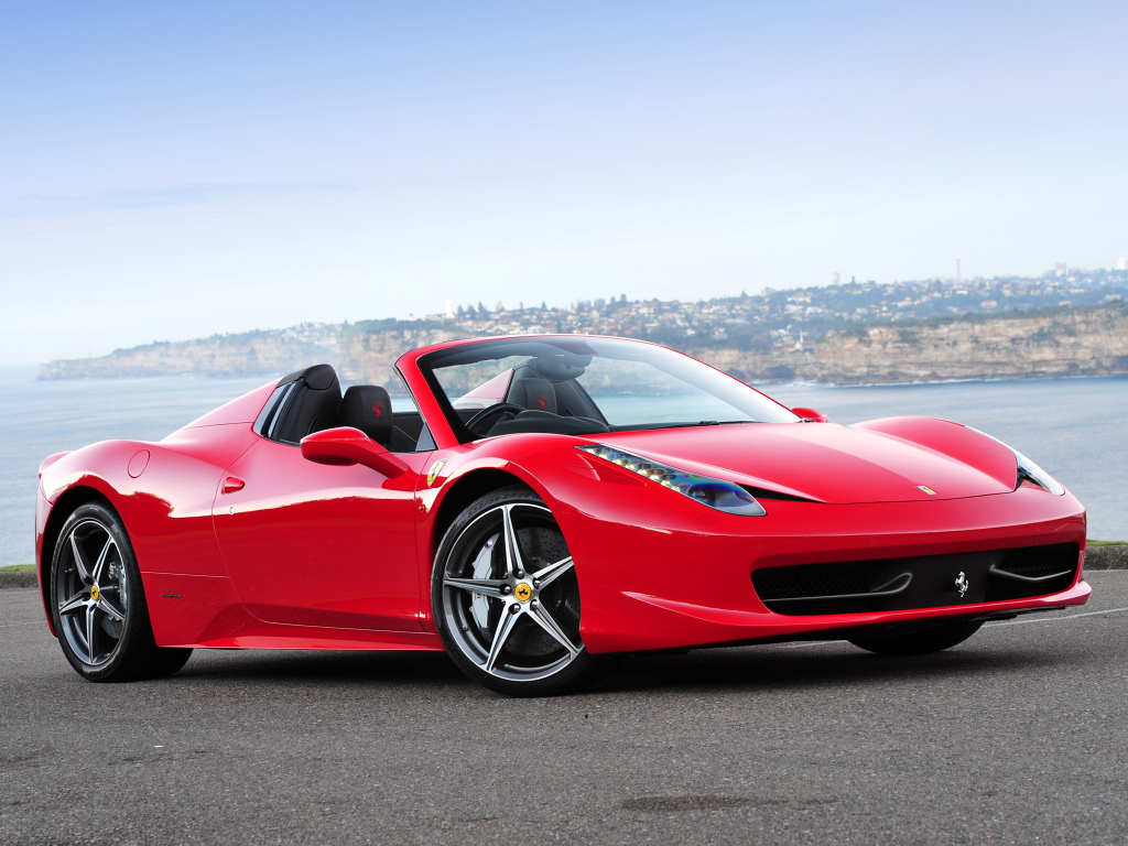 News Ferrari Australasia Recalls 359 Cars For Potential Airbag Fault