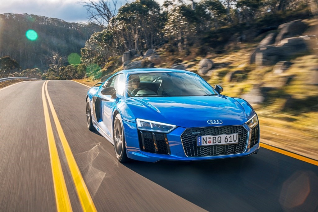 2016 Audi R8 - First Drive Review Thumbnail