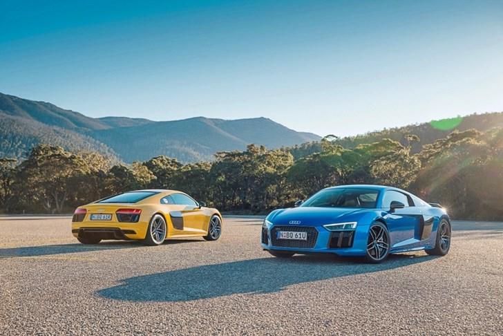 2016 Audi R8 V10 Plus - Australia