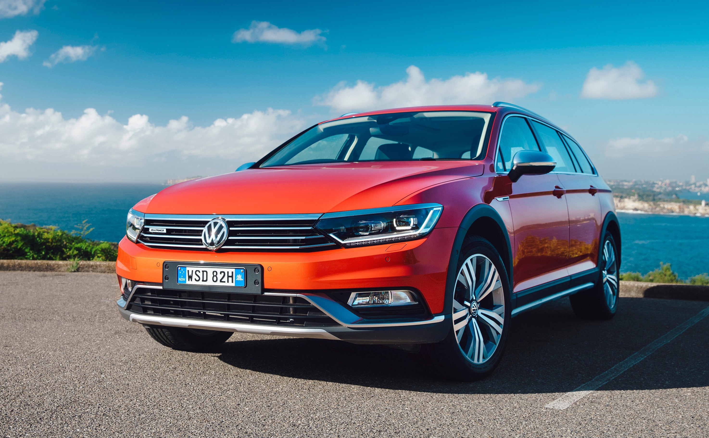 review 2016 volkswagen passat alltrack full review. Black Bedroom Furniture Sets. Home Design Ideas