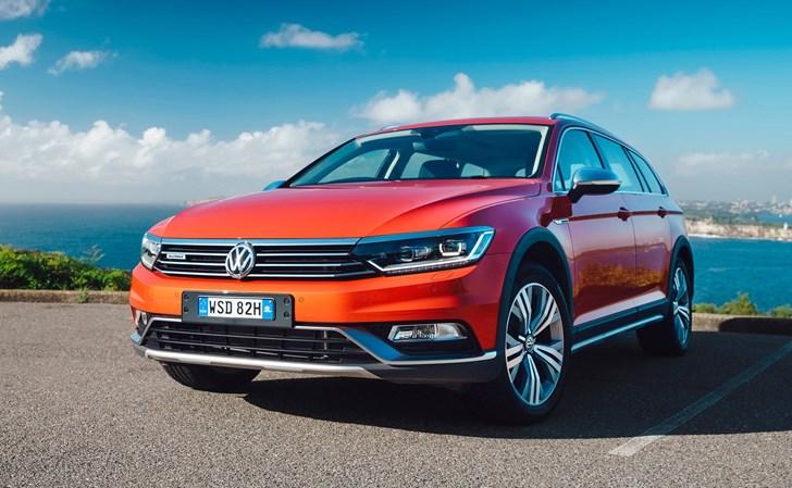 2016 Volkswagen Passat Alltrack - Australia