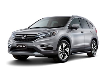 Honda Australia Introduces Value-Packed CR-V Limited Edition