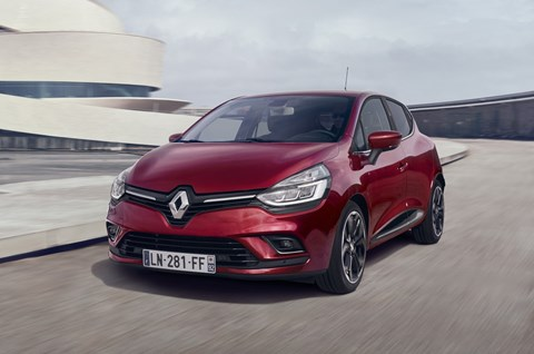 Renault's Revised Clio Unveiled