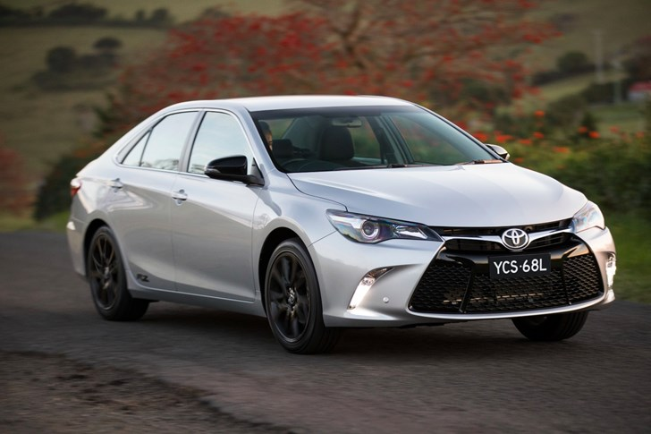 Toyota Oz Outs Sportier Camry RZ