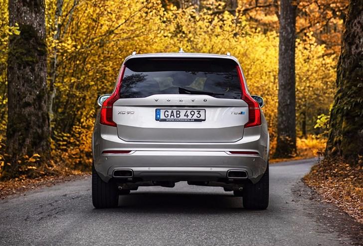 Polestar-Optimised XC90 T8 Is Most Powerful Volvo